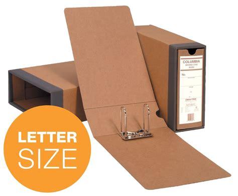 Gift Letter Binding Columbia Binding Cases Letter Size Regular Arch