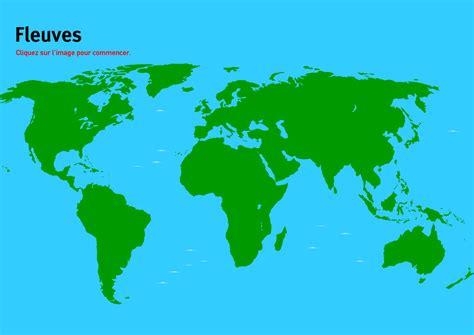 Interactive Geography 3 Fam Et Al fleuves du monde jeux de g 233 ographie