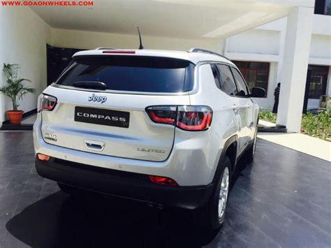 jeep india compass jeep coming to goa with launch of jeep compass suv