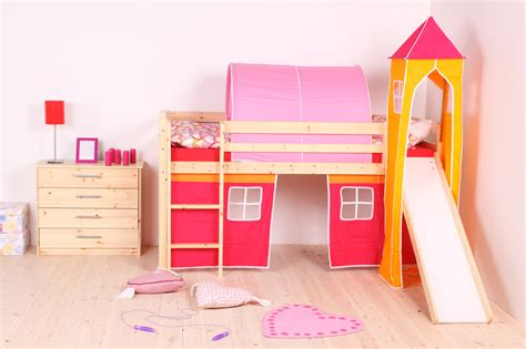 Bunk Bed With Slides Cabin Beds With Slides