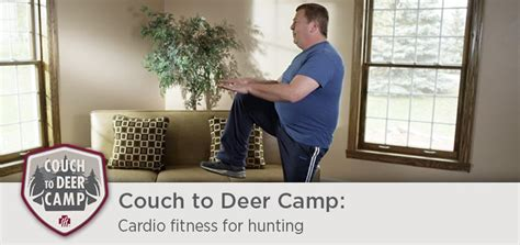 couch to fitness couch to deer c cardio fitness for hunting shine365