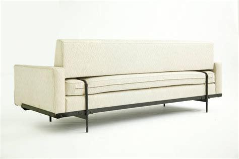 Knoll Convertible Sofa Bed At 1stdibs Knoll Sofa Bed