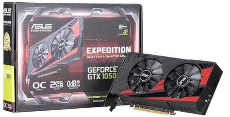 Asus Gtx 1050 Expedition 2gb Ddr5 128bit Garansi 3 Thn Asus Indo review vga asus gtx 1050 2gb ddr5 expedition hexatekno