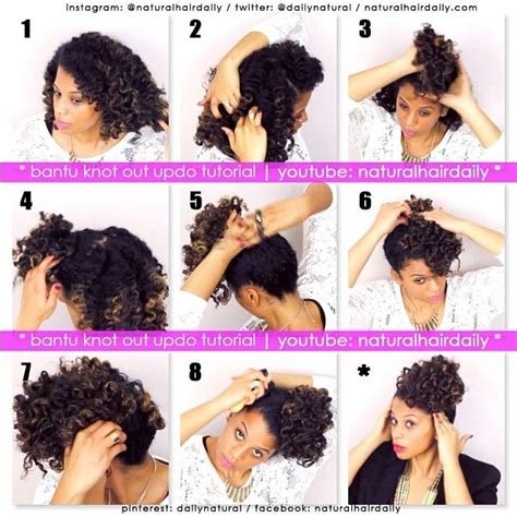 Looks Of The Week Fabsugar Want Need 25 by 25 Best Ideas About Bantu Knot Out On Bantu