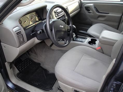 2002 Jeep Grand Interior by 2002 Jeep Grand Pictures Cargurus
