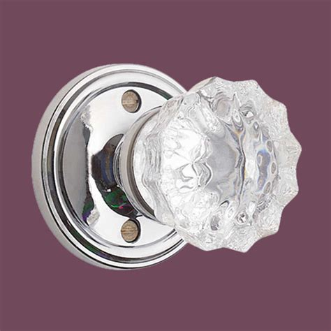 glass privacy door knobs door knobs clear glass chrome 2 3 8 quot door knob privacy set