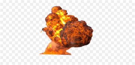 scene explosion red mushroom cloud   pull