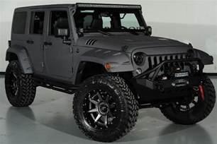 Starwood Motors Jeep 2014 Jeep Wrangler Unlimited By Starwood Motors Sneakhype