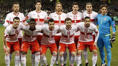 Schweizer Nationalmannschaft Rating Die User Bewertung Der Schweizer Nati Spieler
