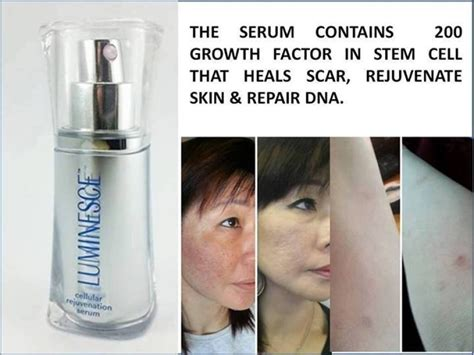 Luminesce Serum Indonesia featured products