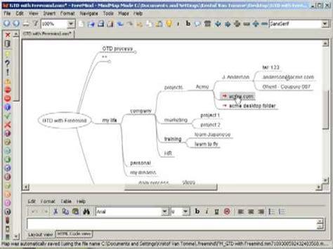 tutorial freemind youtube freemind how to import data to a mindmap doovi