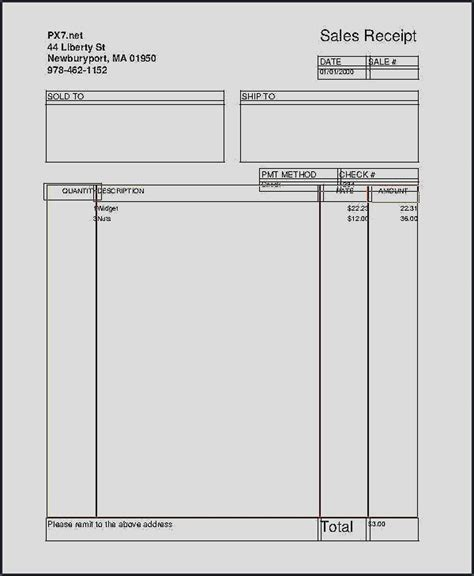supreme receipt template 50 best of free editable invoice template pdf supreme