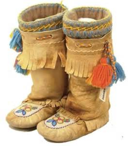 cree beaded moccasins moccasins pinterest beaded