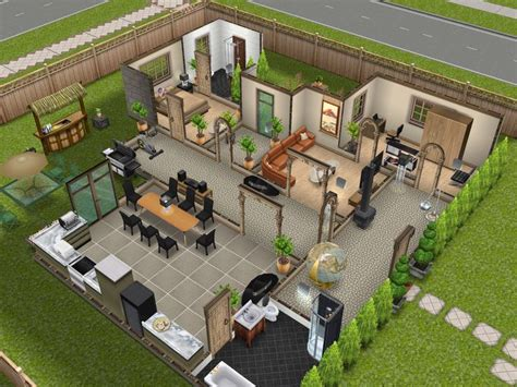 sims freeplay house design ideas rift decorators