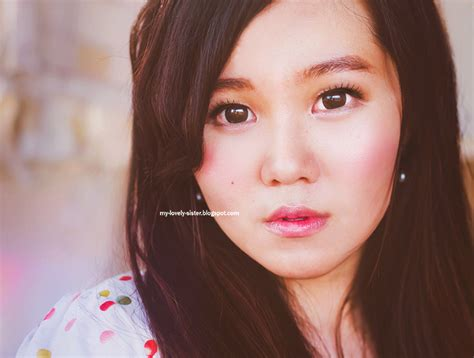 Softlens Color Ruby Merk Dreamcolor1 my lovely a with review baby color yogurt lens choco giveaway
