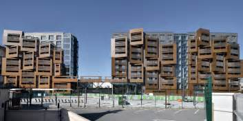 apartment pictures paris housing residential buildings e architect