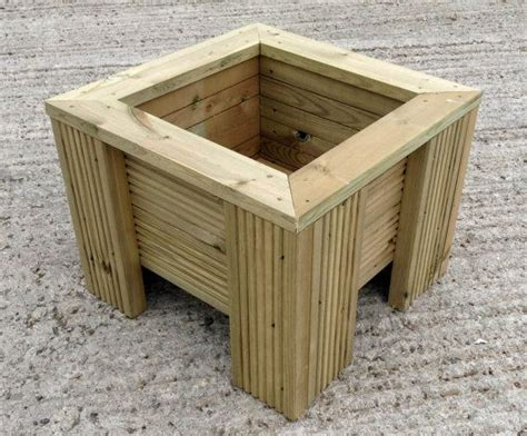 Made Planters by 25 Best Ideas About Wooden Planters On Wooden