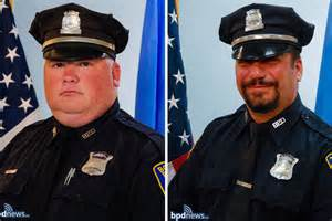 2 wounded boston officers undergoing further