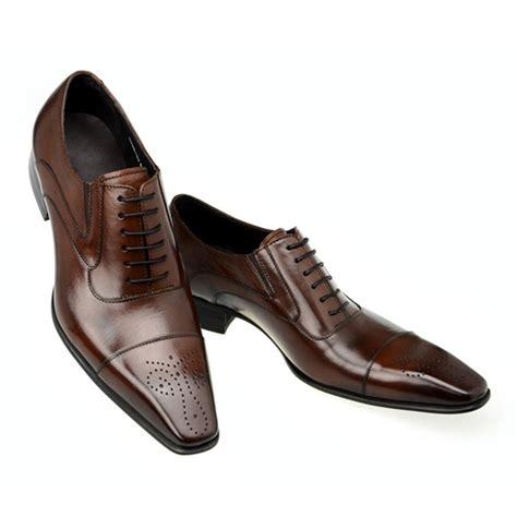 square toe dress boots for mens 2018 retro mens dress shoes genuine leather square toe