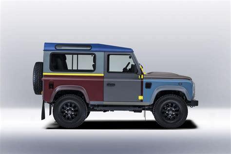 Land Rover Defender 2018 Cer Edition by Nieuwe Land Rover Defender Komt In 2018 In 5