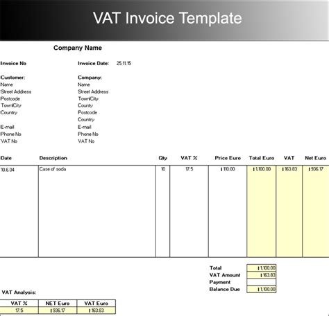 download sle vat invoice rabitah net
