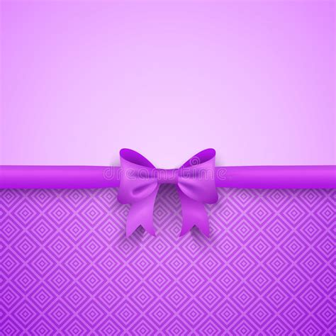 Sofia Polka Minnie Cantik 388 与逗人喜爱的弓的浪漫紫色背景和 库存例证 插画 包括有 女孩 beauvoir 颜色 母亲 婴孩