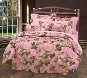 Camouflage Bedding by Pink Oak Camo Bedding Collection Hiend Accents