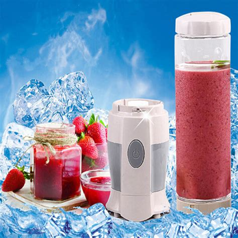 Blender Juice Buah shake n take blender buah portable juicer mini 400ml
