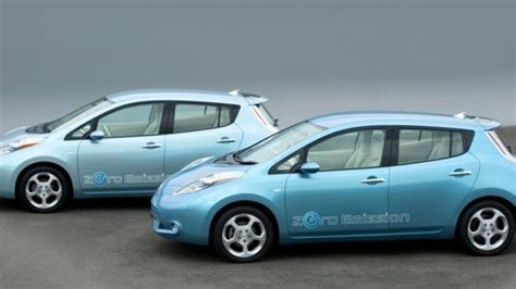 Nissan Leaf App by Nissan Leaf Gets Iphone App That Bond Wouldn T