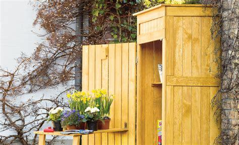 Garten Geräteschrank Holz by Stiefelknecht Bank Ger 228 Teschrank Selbst De