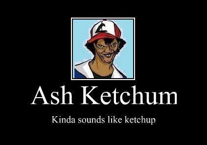 Ash Meme - friend zone nivel ash ketchum