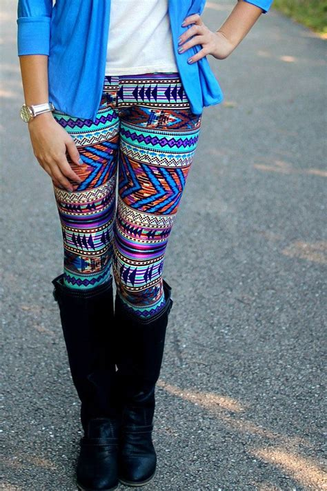 aztec pattern leggings outfit 17 best images about leggings on pinterest aztec