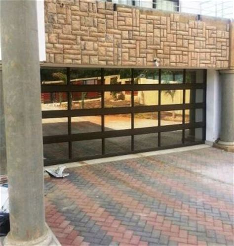 Glass Garage Doors For Sale Aluminium And Glass Garage Doors For Sale Johannesburg Building And Renovation Services