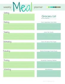 menu planning template with grocery list best 25 meal planning templates ideas on menu