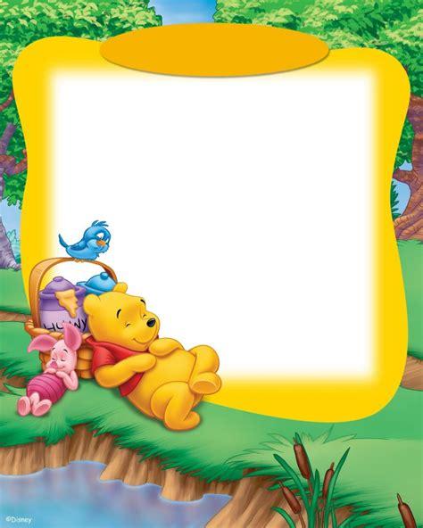 imagenes infantiles de winnie pooh 10 images about marcos infantiles on pinterest amigos