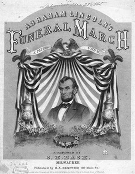 BRASS CASTLE ARTS: May 4, 1865: Lincoln Is Buried in