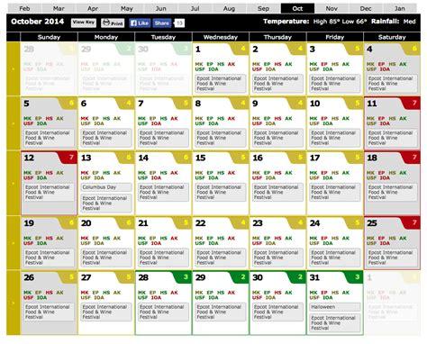theme park crowd calendar crowd calendar orlando html myideasbedroom com