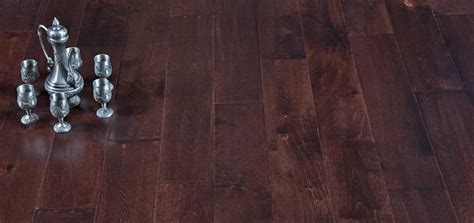 Birch Chocolate Cherry   LA Hardwood Floors Inc