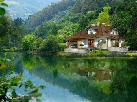 Near Home by 30 World S Most Beautiful Homes With Photos Beautiful Lakes And House