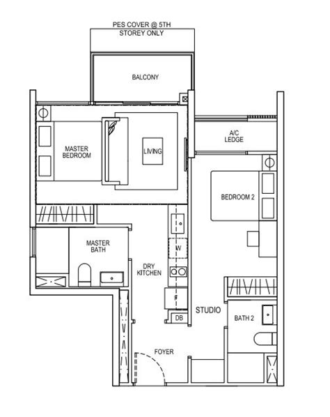 north park residences floor plan northpark residences d27 singapore real estate agent