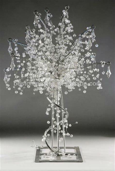 wedding tree centerpieces for sale 193 rbol de cristal wedding centros de mesa flores y