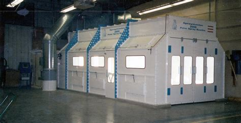 spray paint booth automotive spray booths polar automotive paint booths