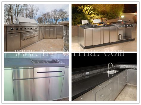 modular stainless steel outdoor kitchen cabinets modern stainless steel outdoor kitchen cabinet buy