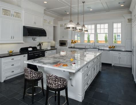 ge slate appliances kitchen traditional with black range