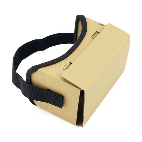 Vr Box 2 T3 With Magnetic Button Cardboard Reality Glasses diy cardboard vr headset