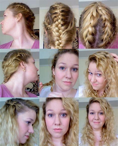 heatless hairstyles wiki 13 heatless back to school hairstyles hairstylegalleries com