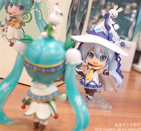Nendoroid 493 Hatsune Miku Snow Bell Ver By Goodsmile New Mib Kws nendoroid snow miku snow bell ver kahotan s smile company figure reviews