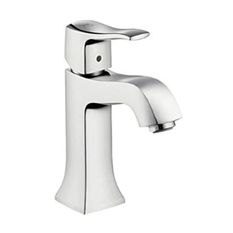 Hansgrohe Metris Faucet by Hansgrohe 31075 Metris C Single Bathroom Faucet