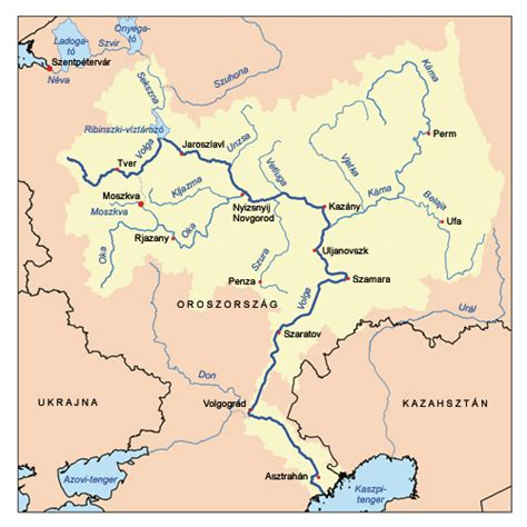 volga river map file volgarivermap hu png wikimedia commons