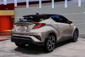 Toyota Concept Cars 2017 Toyota C Hr Concept Car Photos 2017 Best Cars